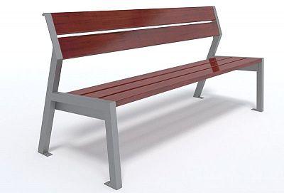 Dizajnová lavička K1131