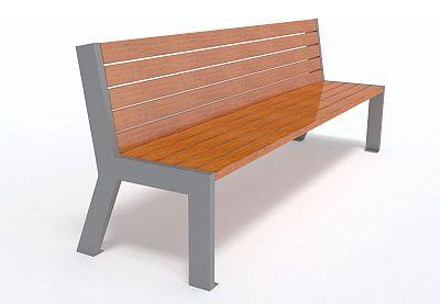 Dizajnová lavička K1139