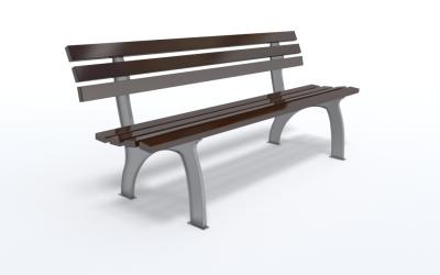 Liatinová lavička L1011