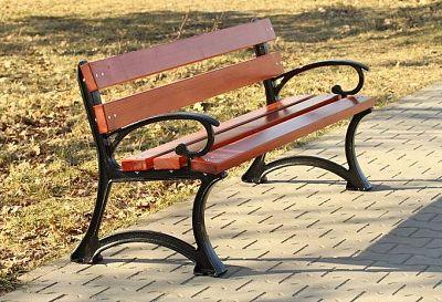Parková lavička PARK15