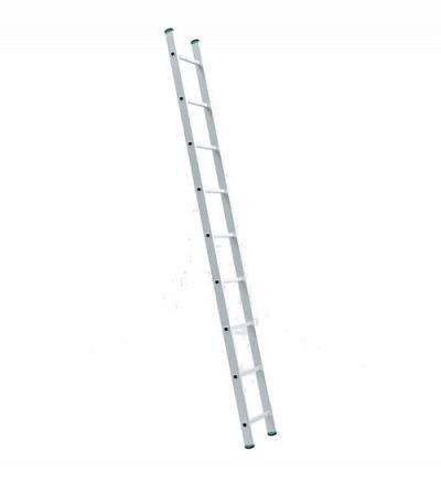 Jednodielny hliníkový rebrík 1 x 11