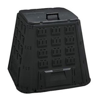Kompostér GARDEN 400 - čierny