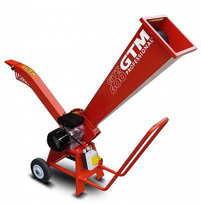 Elektrický drvič GTM GTS 600 E