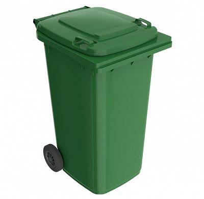 Smetná nádoba 240 l FEREX zelená