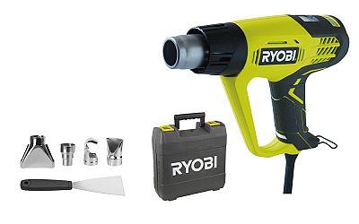 Teplovzdušná pištoľ Ryobi EHG 2020 LCD