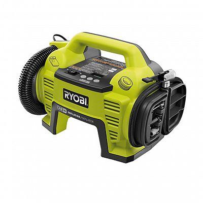 AKU kompresor Ryobi R18 I-O
