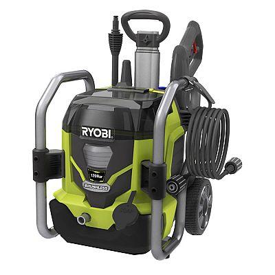 AKU vysokotlakový čistič Ryobi RPW36120HI