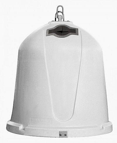Zvon na biele sklo 1500 l FEREX